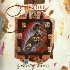 horse flies - gravity dance CD 1991 MCA 12 tracks used mint