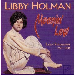 libby holman - moanin' low CD 1995 take two records used mint