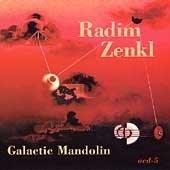 radim zenkl - galactic mandolin CD 1992 acoustic disc 13 tracks used mint