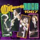 the monkees - live 1967 CD 1987 rhino 16 tracks used mint