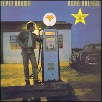 kevin brown - road dreams CD 1988 rykodisc used mint