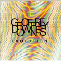 geoffrey downes - evolution CD 1996 blueprint made in austria used mint