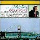 tony bennett - i left my heart in san francisco CD 1962 1990 CBS BMG Direct used mint