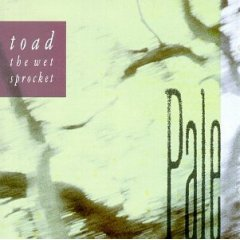 toad the wet sprocket - pale CD 1990 CBS used mint