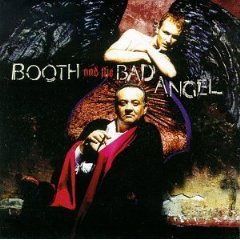 booth and the bad angel - Tim Booth and Angelo Badalamenti CD 1996 mercury polygram used mint