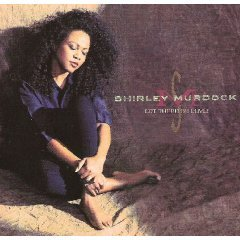 shirley murdock - let there be love! CD 1991 elektra wea used very good
