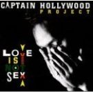 captain hollywood project - love is not sex CD 1993 imago used mint