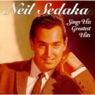 neil sedaka sings his greatest hits CD 1992 RCA 12 tracks used mint