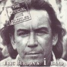 eric burdon - the official live bootleg #1 : CD 1997 flying eye records used mint