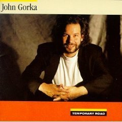 john gorka - temporary road CD 1992 windham hill high street used very good