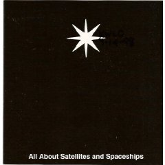 7% solution - all about satellites and spaceships CD 1999 x-ray 11 tracks used mint