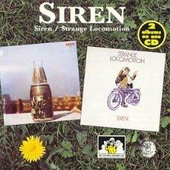 siren - siren / strange locomotion CD 1994 see for miles UK made in EC 23 tracks used mint