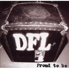 DFL - proud to be CD 1995 epitaph 20 tracks used very good