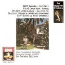 sir thomas beecham - bizet : carmen suite etc CD 1990 EMI BMG Direct used mint