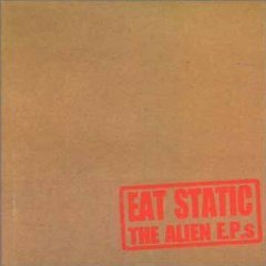 eat static - the alien ep's CD mesmobeat used near mint