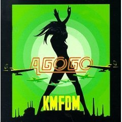 KMFDM - agogo CD 1998 TVT used near mint