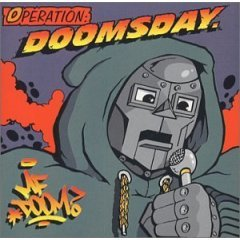 mf doom - operation: doomsday CD 2001 sub verse used very good