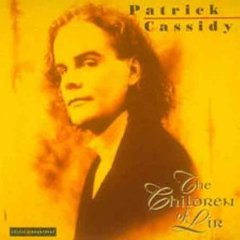 patrick cassidy - the children of lir CD 1993 atlantic time-warner 12 tracks used mint