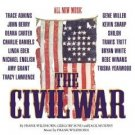 the civil war : the nashville sessions (1998 studio cast) CD 1998 atlantic used mint