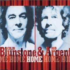 colin blunstone & rod argent - home CD single 2 tracks 2002 redhouse universal new