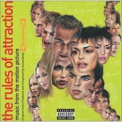 the rules of attraction - music from the motion picture CD 2002 lions gate used very good