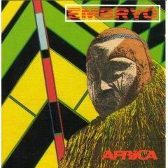 embryo - africa CD 1992 warner music materiali sonori italy new