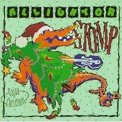 alligator stomp vol. 4 - cajun christmas CD 1992 rhino new factory sealed