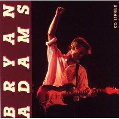 bryan adams - run to you CD single 1989 A&M 3 tracks used mint