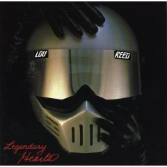 lou reed - legendary hearts CD 1983 RCA BMG used near mint