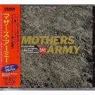 mothers army - mothers army CD 1993 fems japan used mint obi strip missing