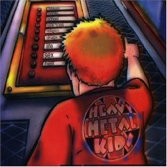 heavy metal kids - hit the right button CD 2003 heavy metal UK used mint