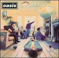 oasis - definitely maybe CD with bonus disc 1994 sony made in austria used mint