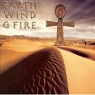 earth wind & fire - in the name of love CD 1997 rhino pyramid used mint
