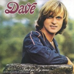 dave - tant qu'il y aura ... CD 1995 sony france used mint
