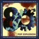 the 80's pop explosion - various artists CD 1994 K-tel used mint