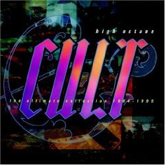 cult - high octane the ultimate collection 1984 - 1995 CD 1996 reprise warner BMG direct used mint
