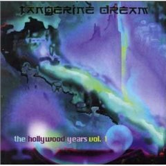 tangerine dream - the hollywood years vol.1 CD 1999 TDI 15 tracks used mint