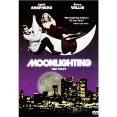 moonlighting - the pilot episode DVD 2000 ABC anchor bay used mint