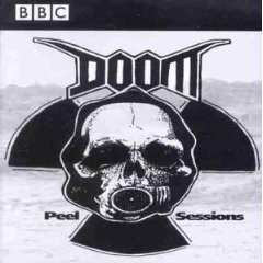 doom - peel sessions CD 1989 1998 BBC vinyl japan made in england used mint