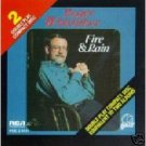 roger whittaker - fire & rain CD 1985 RCA 1988 BMG 16 tracks used mint