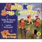 ultimate kids song collection - 101 favorite sing-a-longs CD 3-disc box 2000 madacy used mint