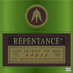 esham - repentance CD 2003 psychopathic used mint