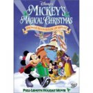 mickey's magical christmas - snowed in at the house of mouse DVD disney used mint