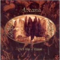 arcana - dark age of reason CD cold meat industry 10 tracks used mint