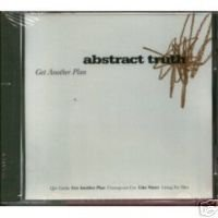 abstract truth - get another plan CD 1996 street wave 7 tracks used mint