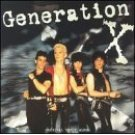 generation x - original debut album CD 1978 chrysalis 1996 EMI made in UK used mint