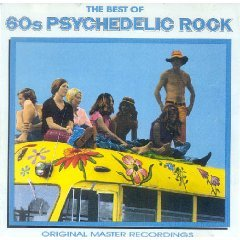 the best of 60s psychedelic rock - various artists CD 1988 priority used mint