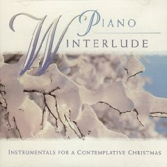 david huntsinger - piano winterlude CD 1994 regency used very good