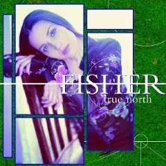 fisher - true north CD 2000 interscope used mint