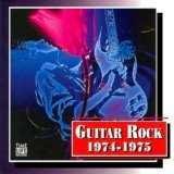 guitar rock 1974 - 1975 CD 1993 warner time-life 17 tracks used mint